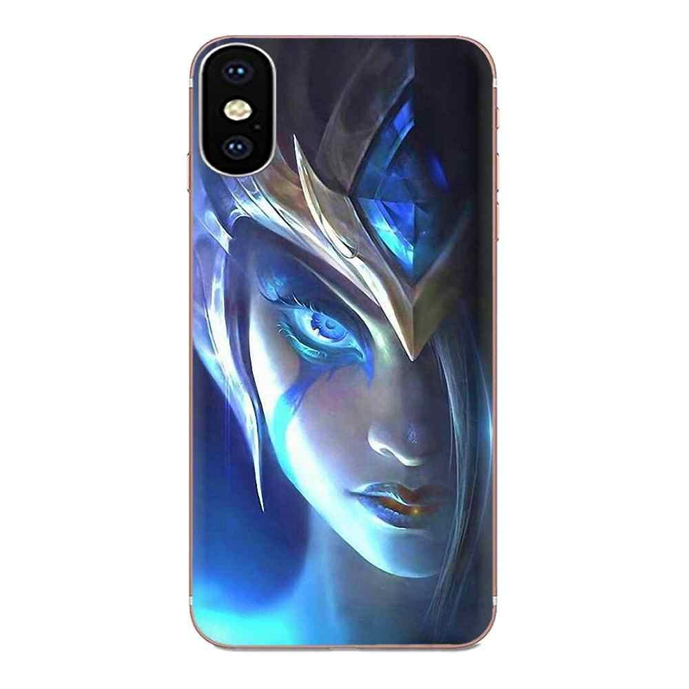 Для samsung Galaxy Note 5 8 9 S3 S4 S5 S6 S7 S8 S9 S10 5G mini Edge Plus Lite сотовый Чехол League Of Legends 2020
