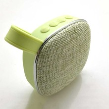Fabric Art Wireless Bluetooth Speaker Waterproof Mini Audio Portable Outdoor Mini Speaker Support TF Card цены