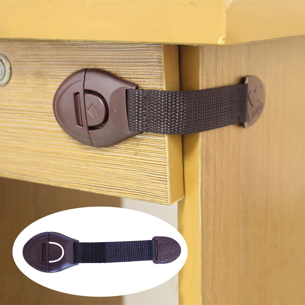 Children's Cabinet Lock Baby Safety Protection Child Safety Latches Drawers Cupboards Childproof Product