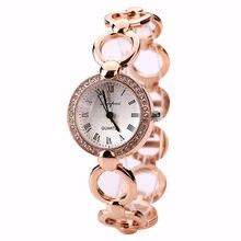 Montre-Bracelet à Quartz analogique pour femmes, accessoire De Luxe, tendance, tendance, pour robe De sport, Vente en gros