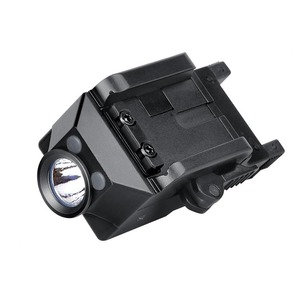 Image 1 - Trustfire GM21 Tactical Flashlight Weapon Light USB Rechargeable Pistol Light Hunting Headlight For Glock Picatinny Firearms