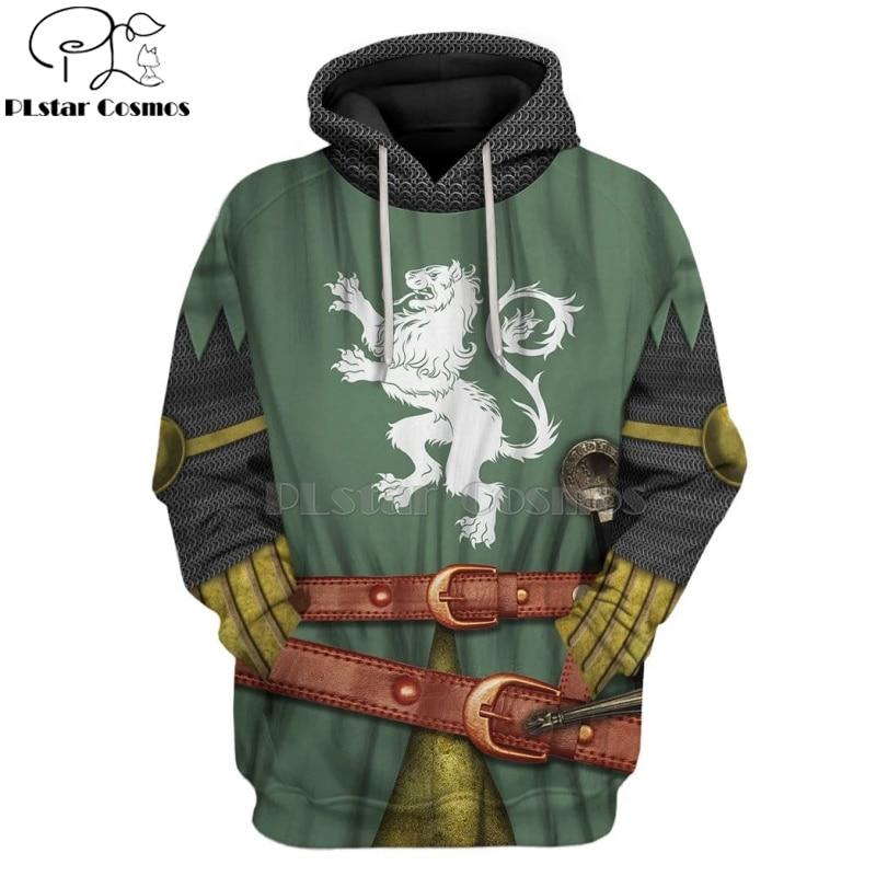 PLstar Cosmos All Over Printed Knights Templar 3d hoodies/Sweatshirt Winter autumn funny Harajuku Long sleeve streetwear-38