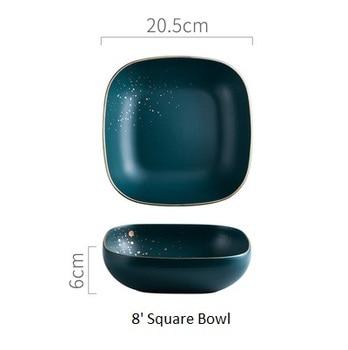20 square bowl