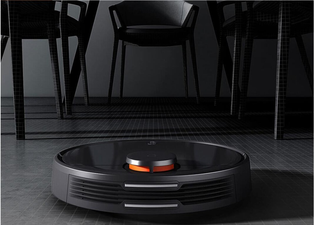 H3b46f6a123ca430db1db0ab484fa7b5fE Xiaomi Robot Vacuum Cleaner STYTJ02YM Sweeping Mopping Floor Smart Planned LDS+WiFi Mijia App 2100Pa S50