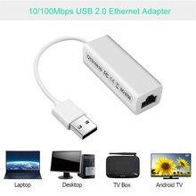 Kebidu USB 2,0 к RJ45 сетевая карта высокоскоростной Micro USB к RJ45 Ethernet Lan адаптер для ПК ноутбука Windows XP 7 8