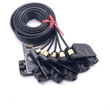 Для Epson UV чернильный картридж чернильная трубка 330/r1390/1400/специальная УФ непрерывная трубка подачи чернил длина 120 см
