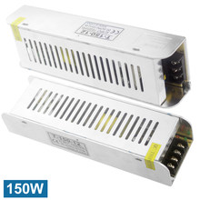 Led Power Supply 12v 150w Smps Source Lighting Transformer 220 v Transformer to 12 v Switching Power Supply(China)