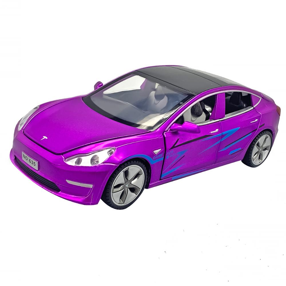 2021 New 1:32 Tesla MODEL X MODEL 3 MODEL S Alloy Car Model Diecasts Toy Vehicles Toy Cars Kid Toys For Children Gifts Boy Toy 6