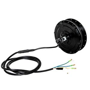 Image 5 - 48v 500w 8fun/bafang bpm brushless motor do cubo da bicicleta elétrica 8fang roda dianteira bicicleta motor frete grátis