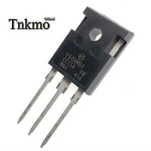 Image 4 - 10PCS STY60NM50 Max247 Y60NM50 STY60NM60 Y60NM60 Max247 60A 500V Zener Protected Power MOSFET free delivery