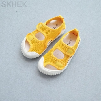 Casual Kids Sandals Girls Summer Toddler Boys Beach Shoes Baby Soft PVC Breathable Cool Comfortable Children Male Jelly Sandals 2019 hot baby shoes cute boys girls kids shoes children summer beach sandals kid newest pvc casual walking sports sandals shoes