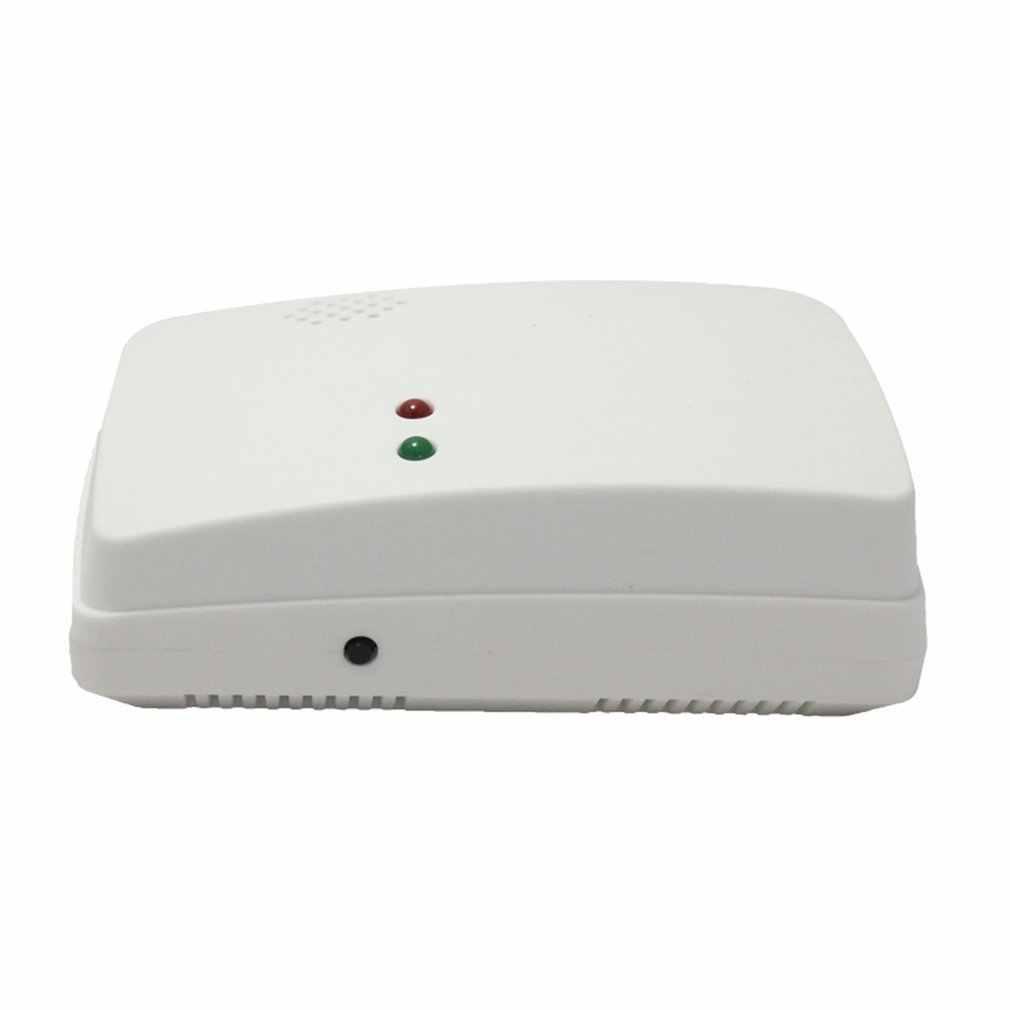 Portable Keamanan Rumah Mudah Terbakar Gas Alarm Standalone Gas Leak Detector Tester Propana Metana Gas Alam Alarm Sensor Aman