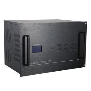 Image 2 - FOLAIDA 32 trong 16 out HDMI Matrix switch rs232 32x16 hỗ trợ phổ EDID 8U splitter HDMI matrix 06