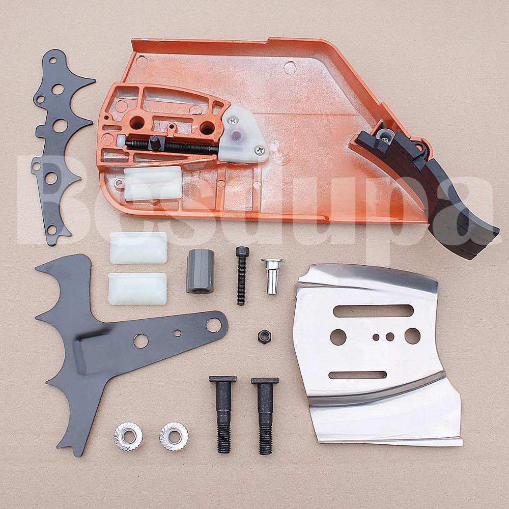 503 79 78 Brake XP Dog Cover Plate 503 371 365 372 09 For 01 Stud 61 503647902 362 Clutch Chainsaw Husqvarna Chain Felling 01