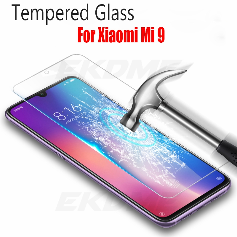 For <font><b>Xiaomi</b></font> <font><b>Mi</b></font> <font><b>9</b></font> <font><b>Mi</b></font> 8 SE Mi8 Lite Mix 3 Max3 <font><b>Screen</b></font> <font><b>Protector</b></font> Tempered <font><b>Glass</b></font> For Redmi Note 8 Pro 6A 6 Pro 7 Note 7 6 Pro <font><b>Glass</b></font> image