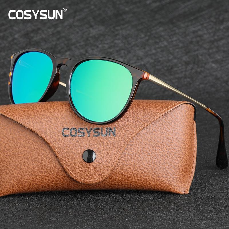 Солнцезащитные очки с поляризацией UV400 для мужчин и женщин, классические брендовые дизайнерские солнечные очки в ретро стиле, 2020