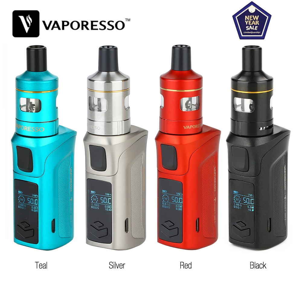Limited Quantity !! 50W Vaporesso Target Mini 2 Kit 2000mAh Battery & 2ml VM Tank Vs Target Mini 2 Box Mod Vs Gen Mod/ Drag 2