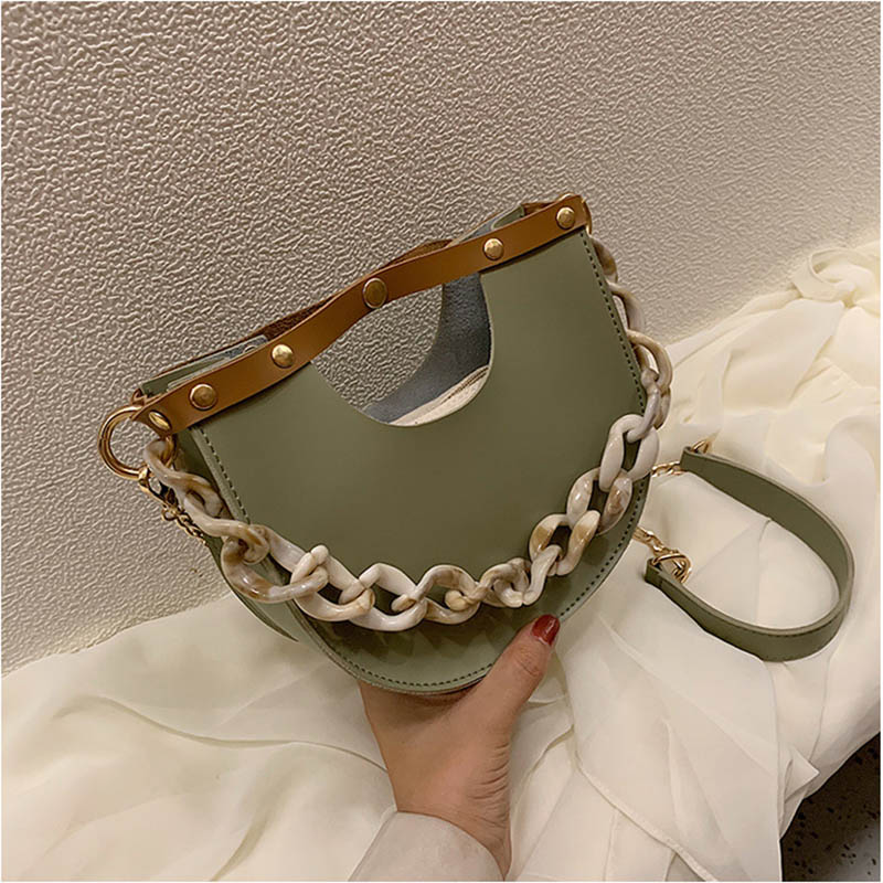 2020 Women Small Shouler Bag Tote PU Leather Evening Clutch Mini Purses And Handbag Fashion Chain Crossbody Pack Ladies Hand Bag