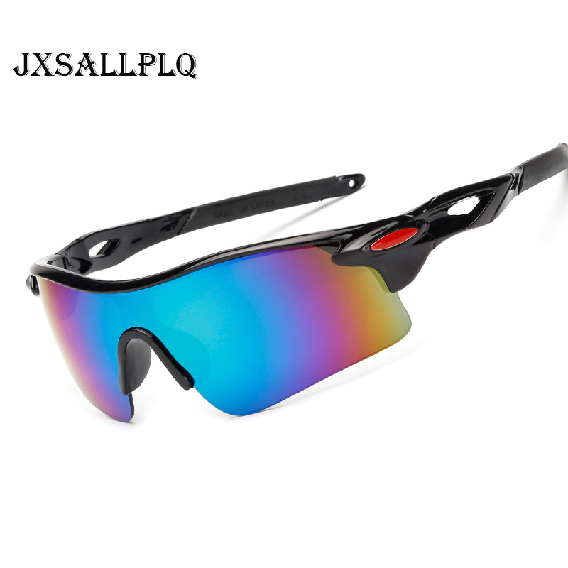New Polarized Bike Glasses Outdoor Sports Mountain Bike Glasses Motorcycle Driving Men's And Women's Goggles Fishing Glasses