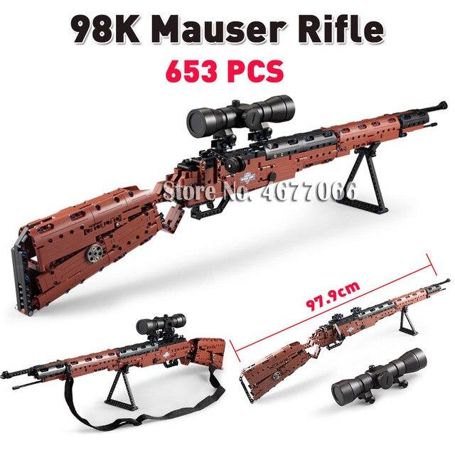 98K Rifle - 653 PCS