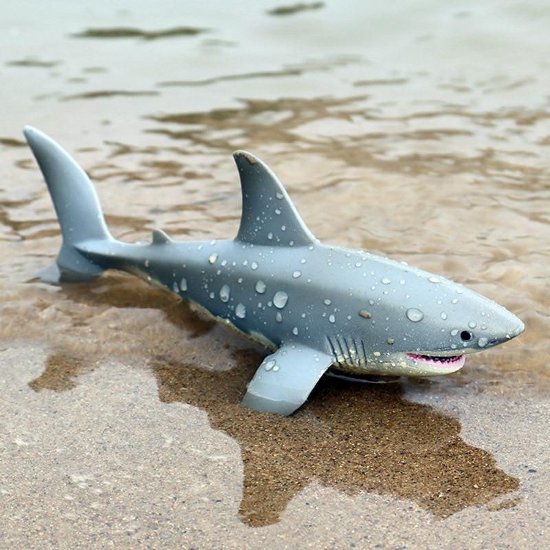 Lifelike Baby Shark Toy Anti Stress Squeeze Big Shark Collection Gift  Animal plush Classic Toys For Boys Shark Model Sea Life|Real Life Plush| -  AliExpress