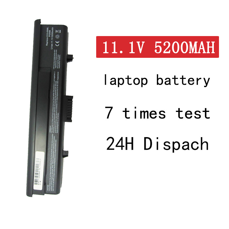GZSM Laptop Battery M1330 For Dell XPS 1330 1318 PU563 Battery For Laptop TT485 WR050 312-0740 312-0741 P721C P726C NT349 NX511