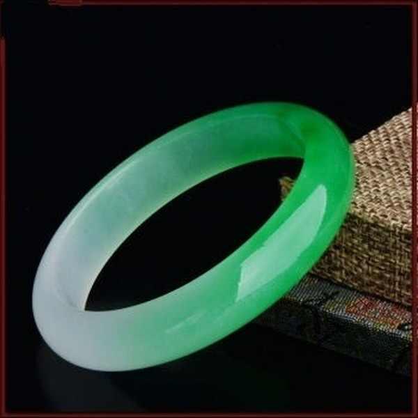 Натуральный белый зеленый нефритовый украшение, очаровательный браслет ювелирные изделия аксессуары ручной резной амулет подарки для Для женщин ее Для мужчин