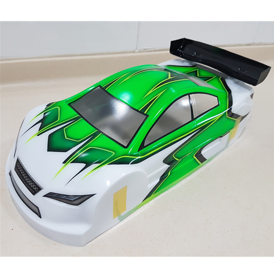 Team C Mazda PC Clear Body Shell 225MM Wheelbase For Rc Drift Car Flat Sport On Road Electric Cars Toys Model