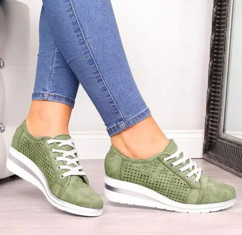 Women Wedge Shoes Summer Autumn Casual 131