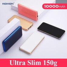 Nohon Ultra Slim Power Bank 10000mAh For iPhone 11 X XR Huaw