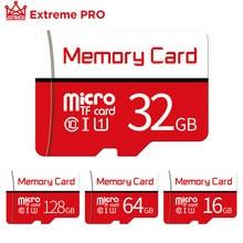 Cartão micro sd 128gb 64gb 32gb 16gb cartão de memória 16 32 64 128 256gb cartão microsd classe 10 flash drive para a câmera do smartphone