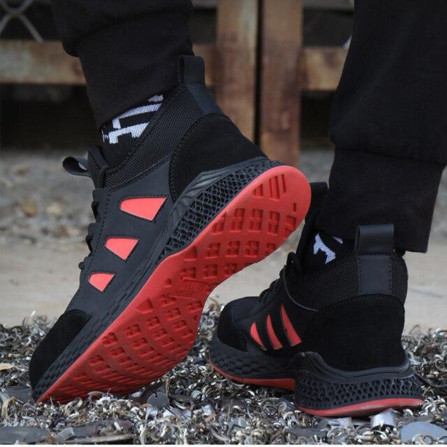 Sepatu Keselamatan Kerja  4