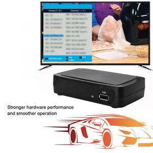 Image 2 - Intelligent M258 H.265 Digital TV Box IPTV Smart Set top Box Built in MPEG Decoder New