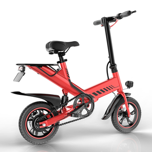48V 7.5Ah 400W Aluminium Alloy Smart E Bike 14