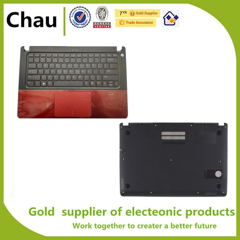 New For Dell VOSTRO V5460 V5470 5460 5470 V5480 5480 5439 Upper Case Palmrest Lower Case Bottom Base Cover KY66W 0KY66W