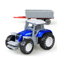 Mini Alloy Diecast Car Model Engineering Toy Vehicles Dump Truck 6