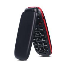 Unlocked Feature Mobile Phone Senior Kids Mini Flip Phones R