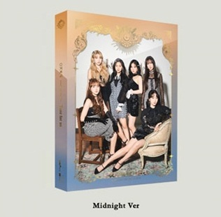 [MYKPOP]~100% OFFICIAL ORIGINAL~   GFRIEND # 2 Album: TIME FOR US 1, KPOP Fans Collection - SA190901406