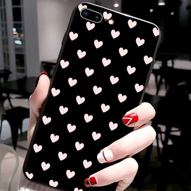 Htmotxy 3D Hoa Emboos Ốp Lưng Dành Cho Samsung Galaxy Samsung Galaxy A50 A20 A30 A40 A60 A70 A80 A7 A8 A9 2018 S8 s9 S10 Plus S10E Note 10 Pro