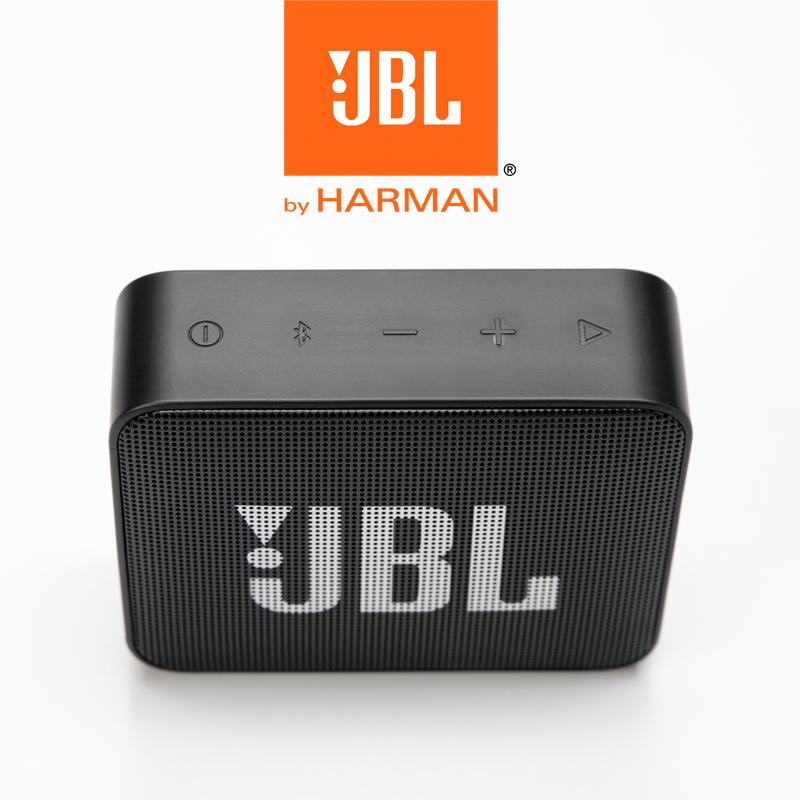 JBL GO 2 Bluetooth Portable Speaker 5 Hours Mic Wireless Boombox Music 3D Surround Outdoor for Computer Smartphone Loudspeaker-2