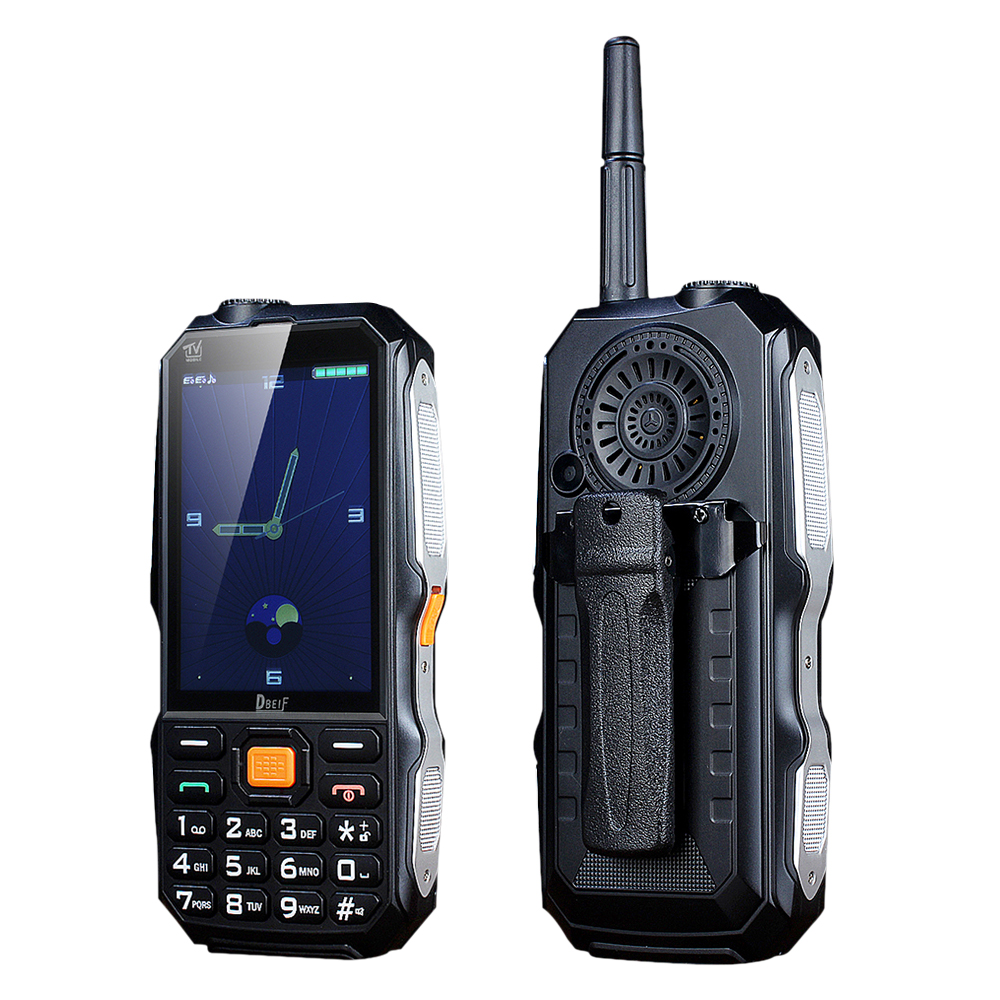 DBEIF D2017 Mobile Phone For Outdoor 3.5