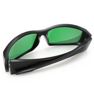 Image 3 - Professional LED Grow Room Glasses UV Polarizing Goggles for Grow Tent Greenhouse Hydroponics Plant Light Eye Protect Glasses