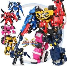 5 em 1 miniforce x robô brinquedo commandox agente brinquedos volt semey ar mini força x figura de ação secreta juguetes para presentes das crianças