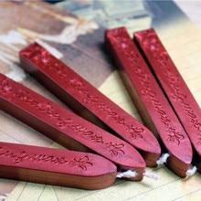 Wax-Sticks Sealing-Seal 2pcs Letter Manuscript Home-Decoration-Accessories Postage Undefined