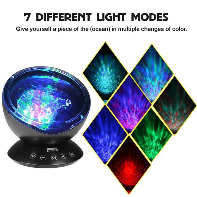 Colorful Starry Sky Projector Blueteeth USB Voice Control Music Player LED Night Light Romantic Projection Lamp Birthday Gift 3