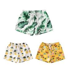 Boy Beachwear Shorts Swimwear Toddler Baby-Boys Kids Swimming-Trunks New Outfits 0-4Y