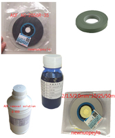 Hitachi ACF Conductive Adhesive Removal Liquid G 450 Hot Pressing Silicone Leather PCB Side Panel LCD Screen Repair Kit