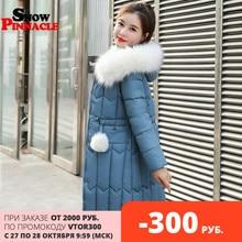 25 องศาผู้หญิงฤดูหนาวยาวParkasแจ็คเก็ตPlusขนาดM 5XLหนาBig FurหญิงSlim Sintepon Parkas outwear Coat