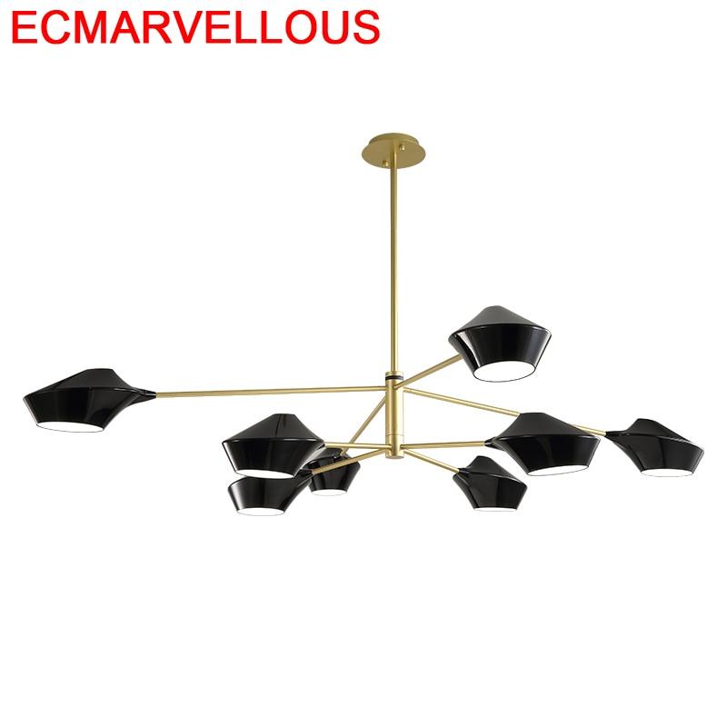 De Techo Colgante Moderna Hanglampen Voor Eetkamer Lustre Luminaria Luminaire Suspendu Deco Maison Hanging Lamp Pendant Light