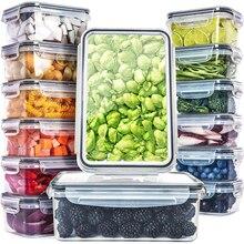 Küche Kunststoff Mikrowelle Bento box Outdoor Picknick Lebensmittel Lagerung Container Eco Freundliche mittagessen box für kinder schule Geschirr Set